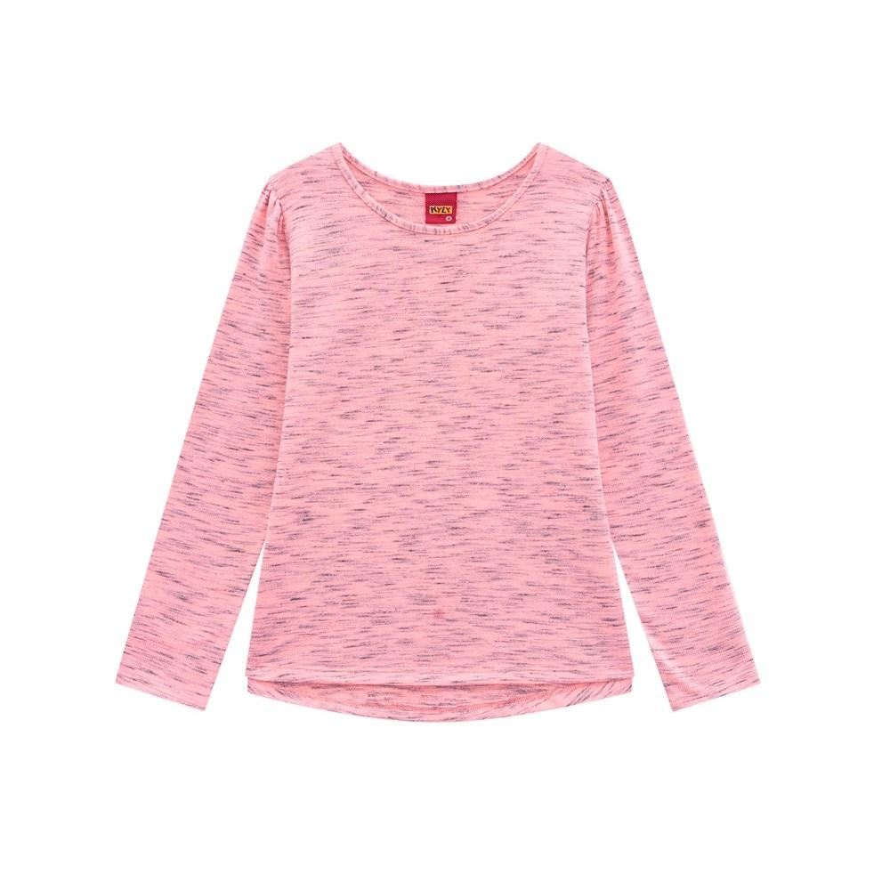 Blusa Infantil Feminina Malha Tricot - KYLY 206267