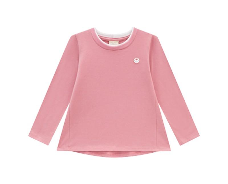 Blusa Infantil Feminina Milon Cotton -  MILON 12297