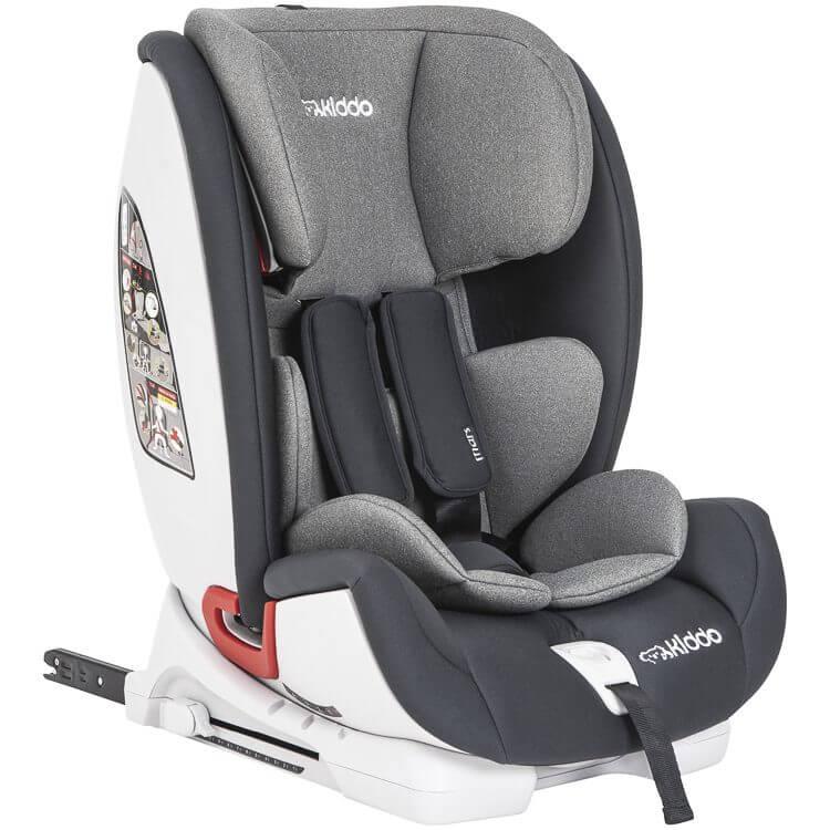 Cadeira 9 a 36 kg com Isofix - Mars - Kiddo