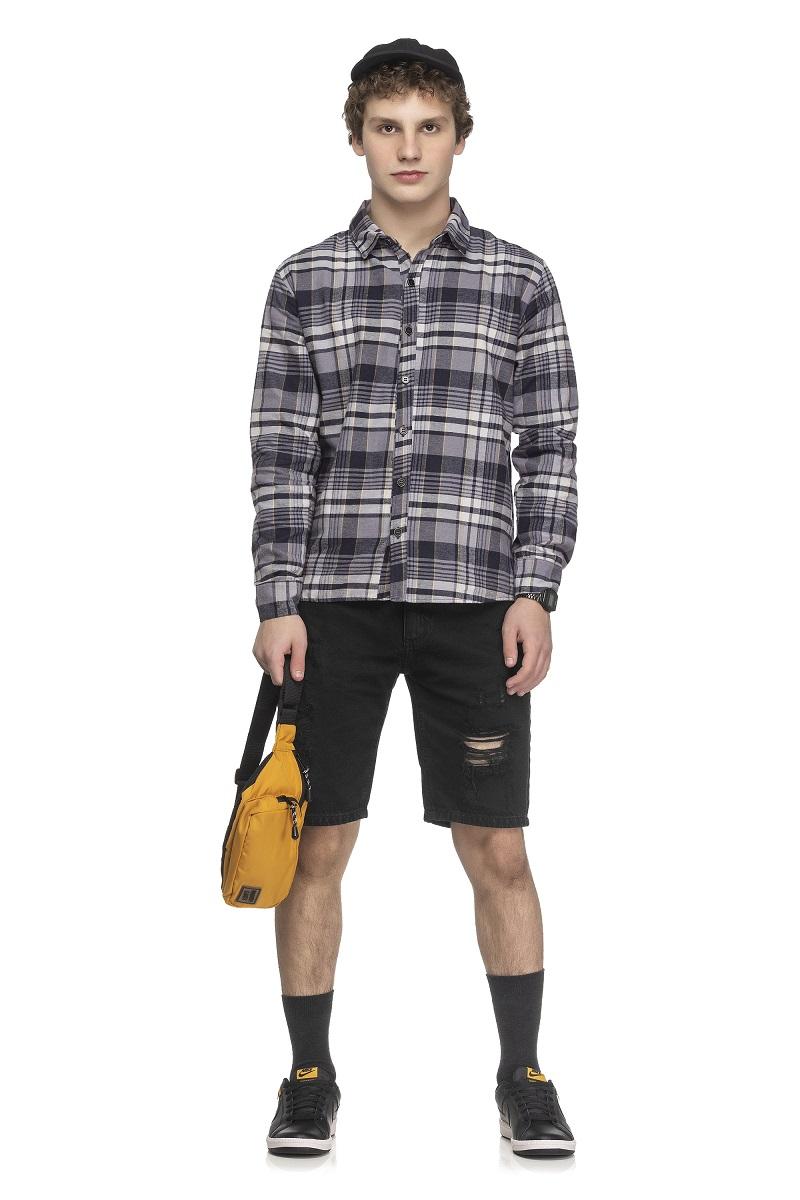 Camisa Juvenil Masculina - ELIAN 26723