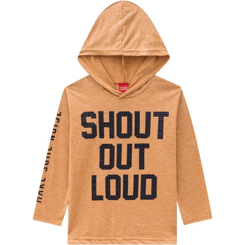 Camiseta Infantil Masculina Malha Flamê - KYLY 207480