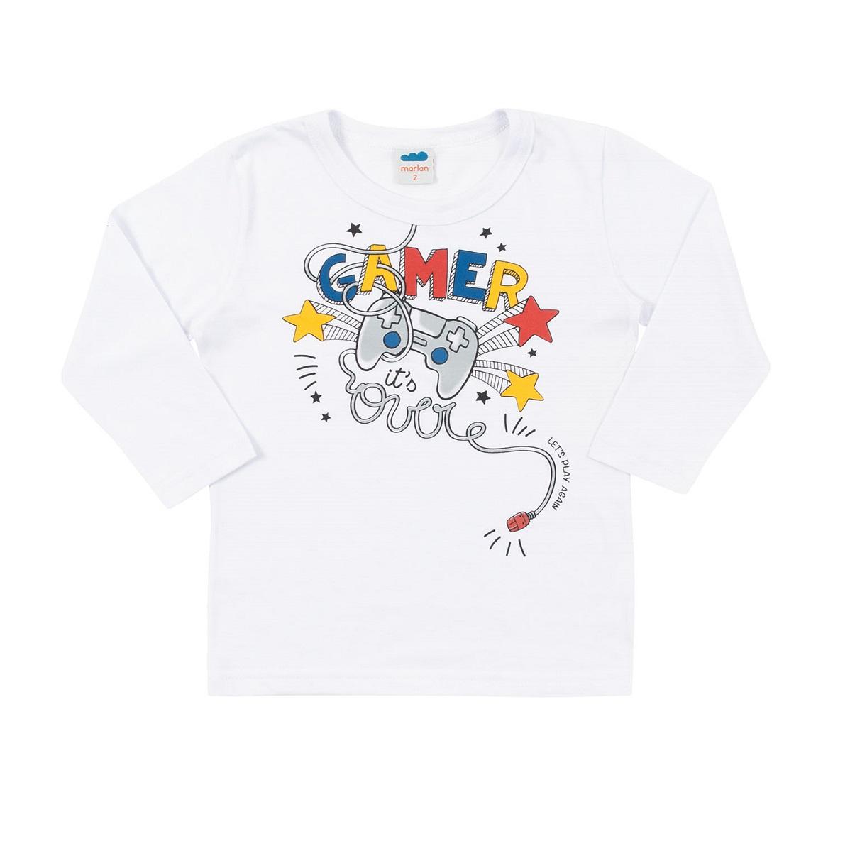 Camiseta Infantil Masculina - MARLAN 22575
