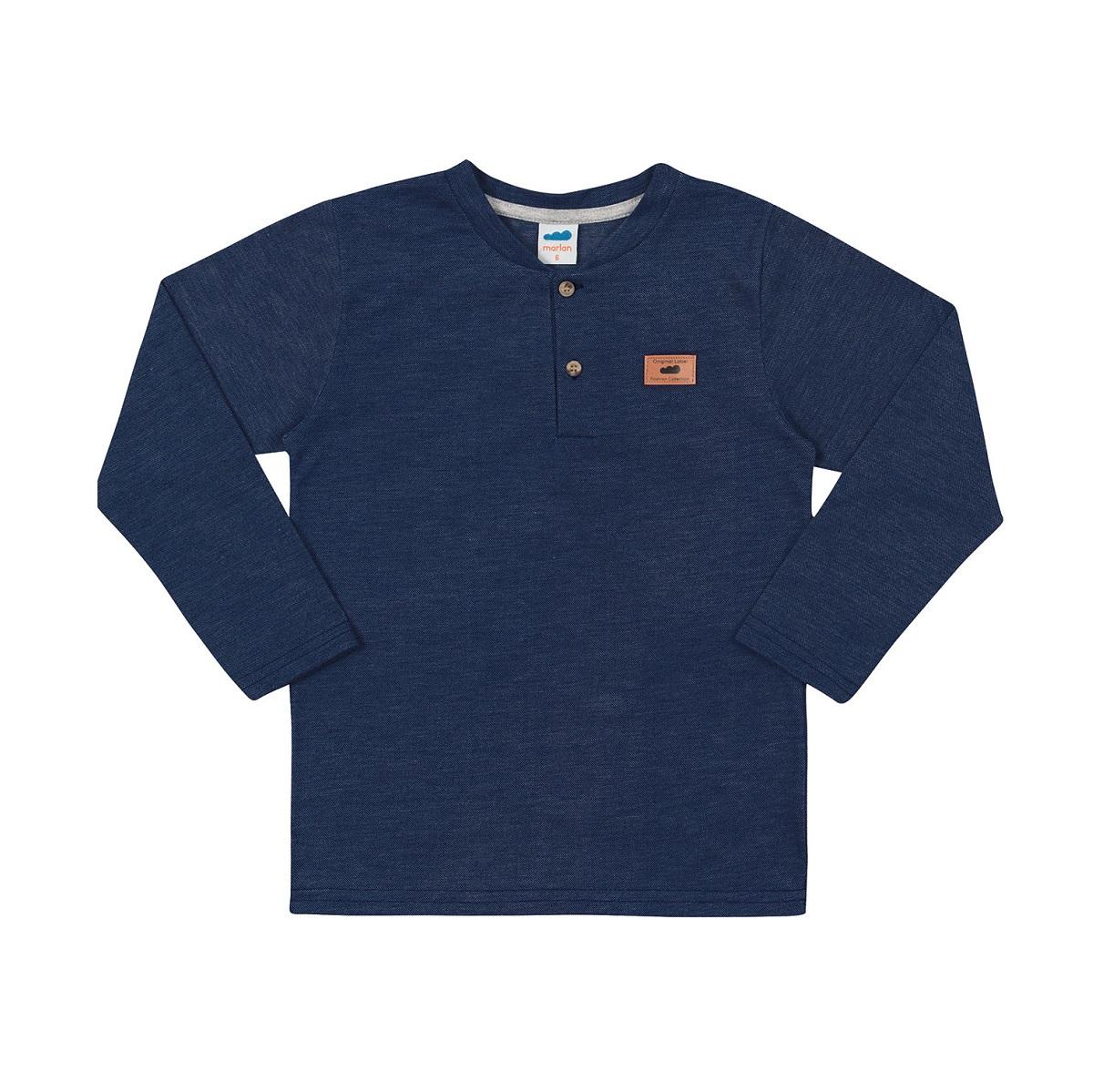 Camiseta Infantil Masculina - MARLAN 24689