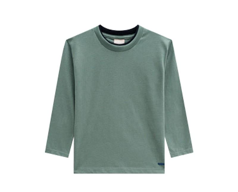 Camiseta Infantil Masculina Milon Meia Malha - MILON 12308