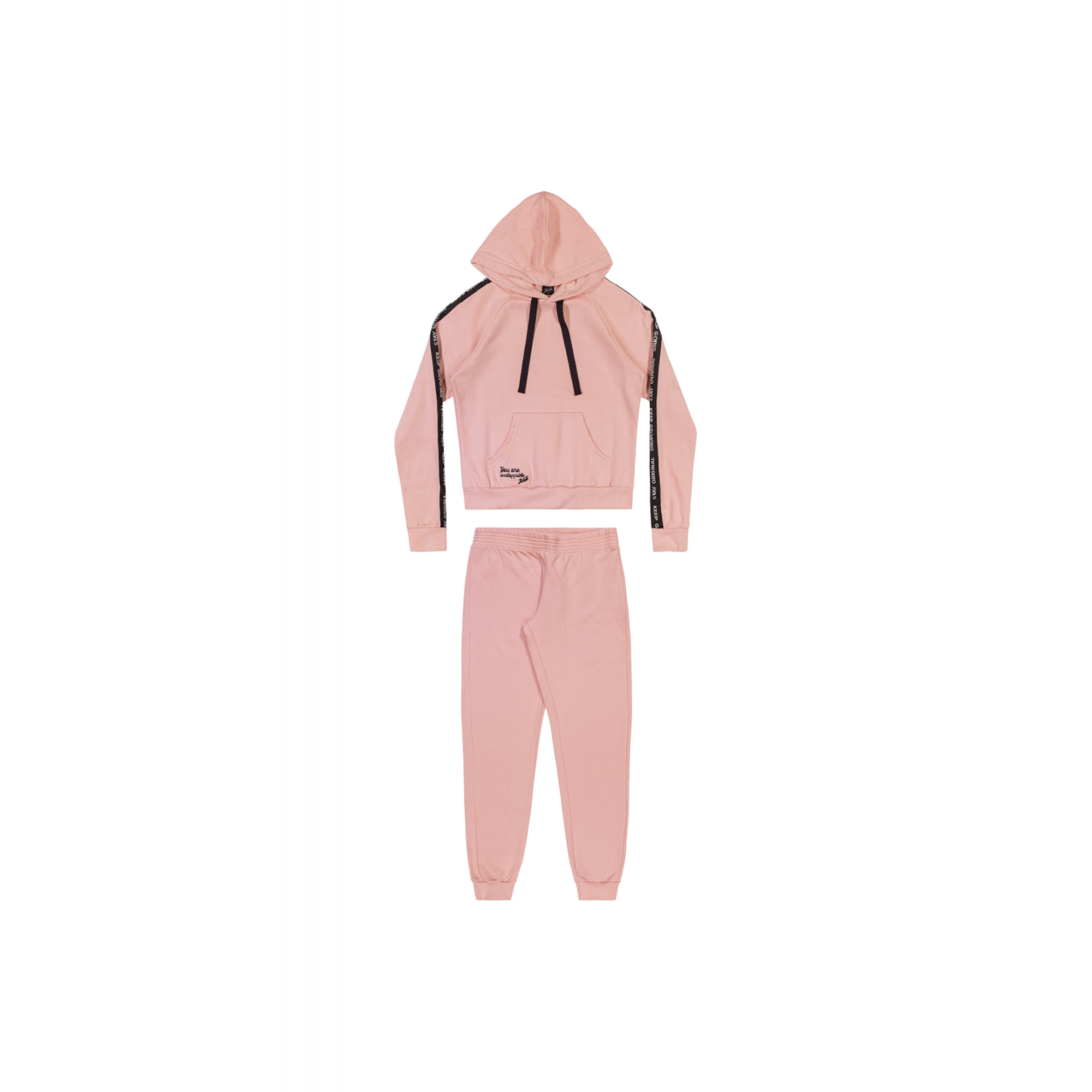 Conjunto Feminino Juvenil Blusa e Calça - ELIAN 271063