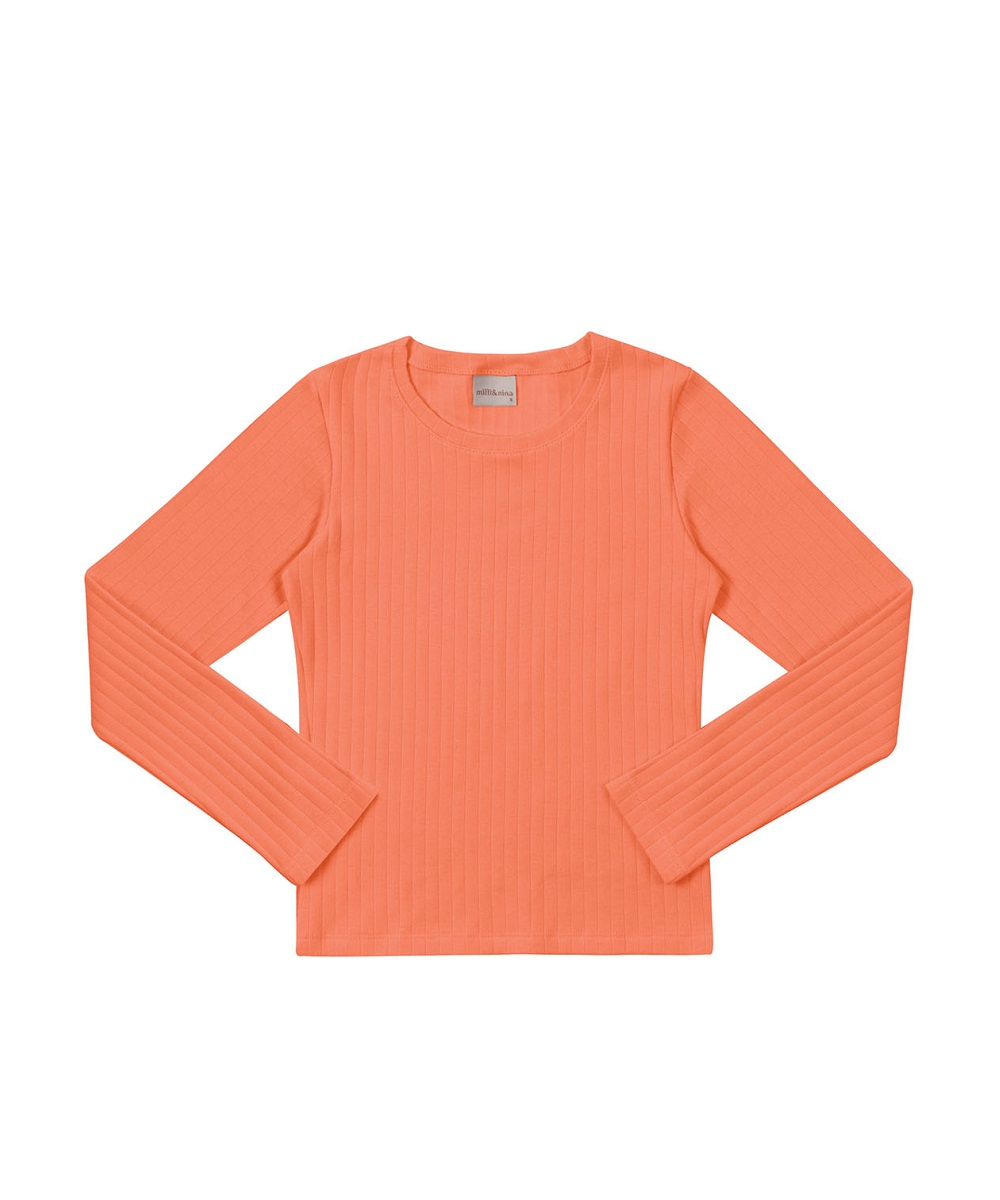 Conjunto Infantil Feminino Cropped, Blusa e Calça - MARLAN 29421