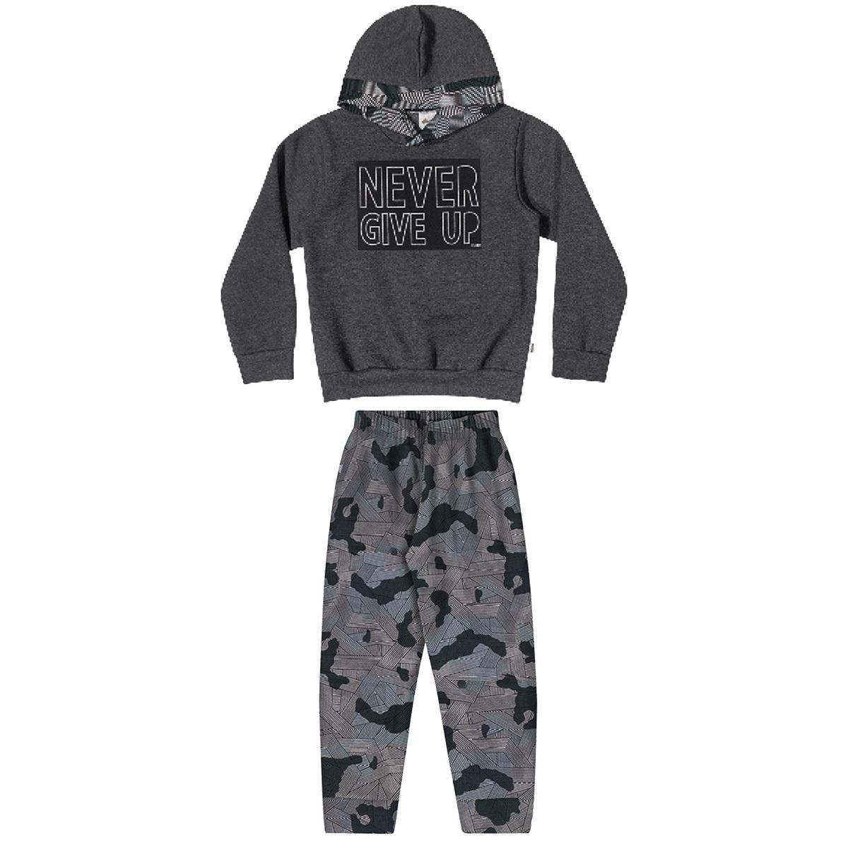 Conjunto Infantil Masculino Blusão e Calça - ELIAN 241038