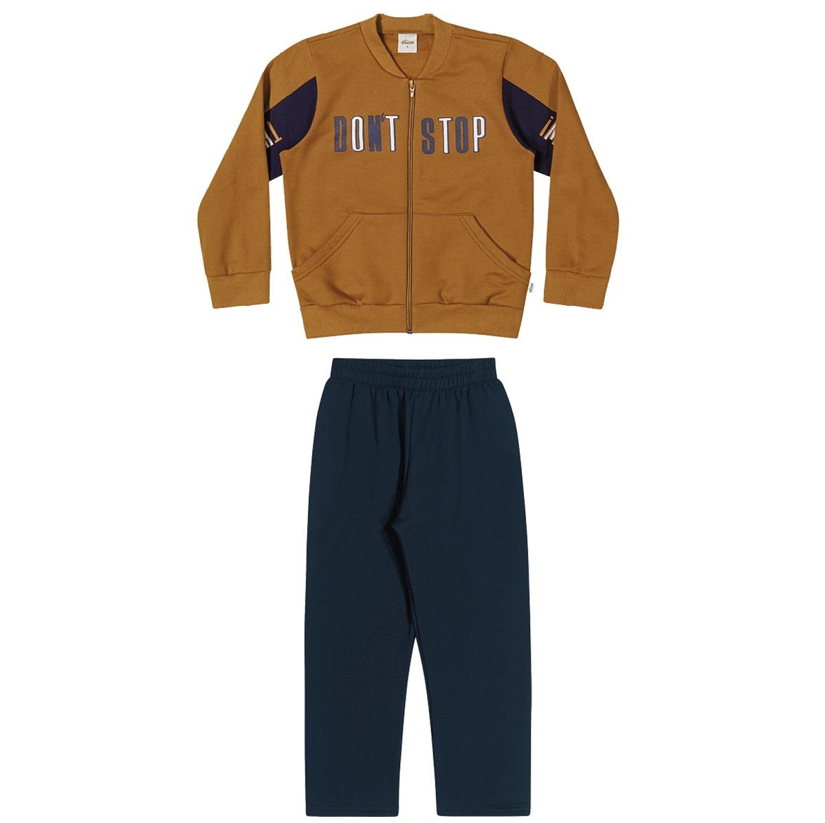 Conjunto Infantil Masculino Jaqueta e Calça - ELIAN 241039