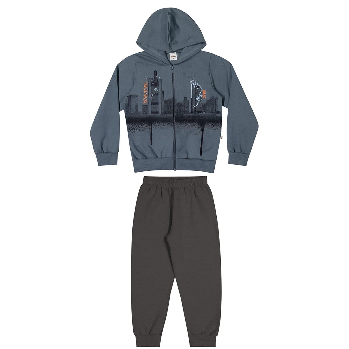 Conjunto Infantil Masculino Jaqueta e Calça -  ELIAN 241040