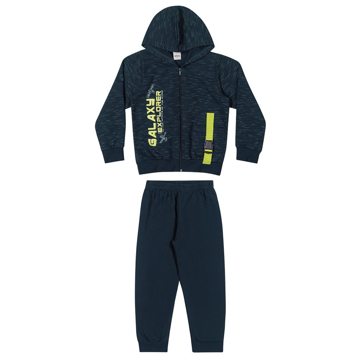 Conjunto Infantil Masculino Jaqueta e Calça - ELIAN 241041