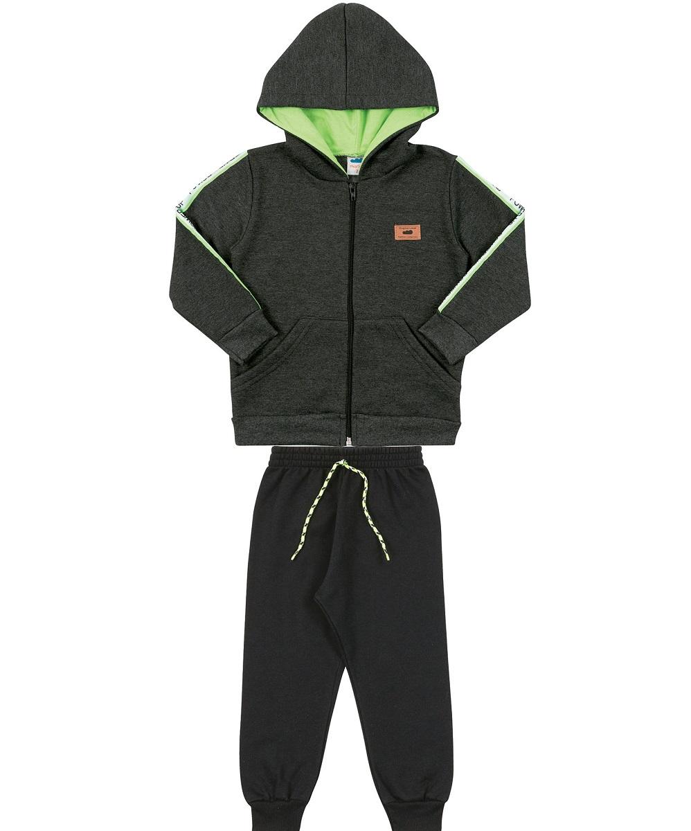 Conjunto Infantil Masculino Jaqueta e Calça - MARLAN 22587