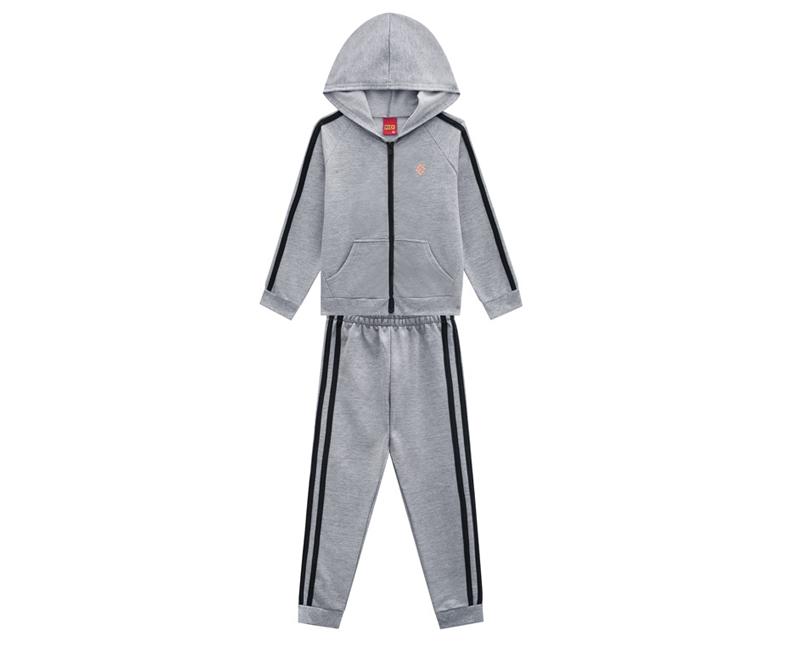 Conjunto Infantil Masculino Jaqueta e Calça Moving - KYLY 207277