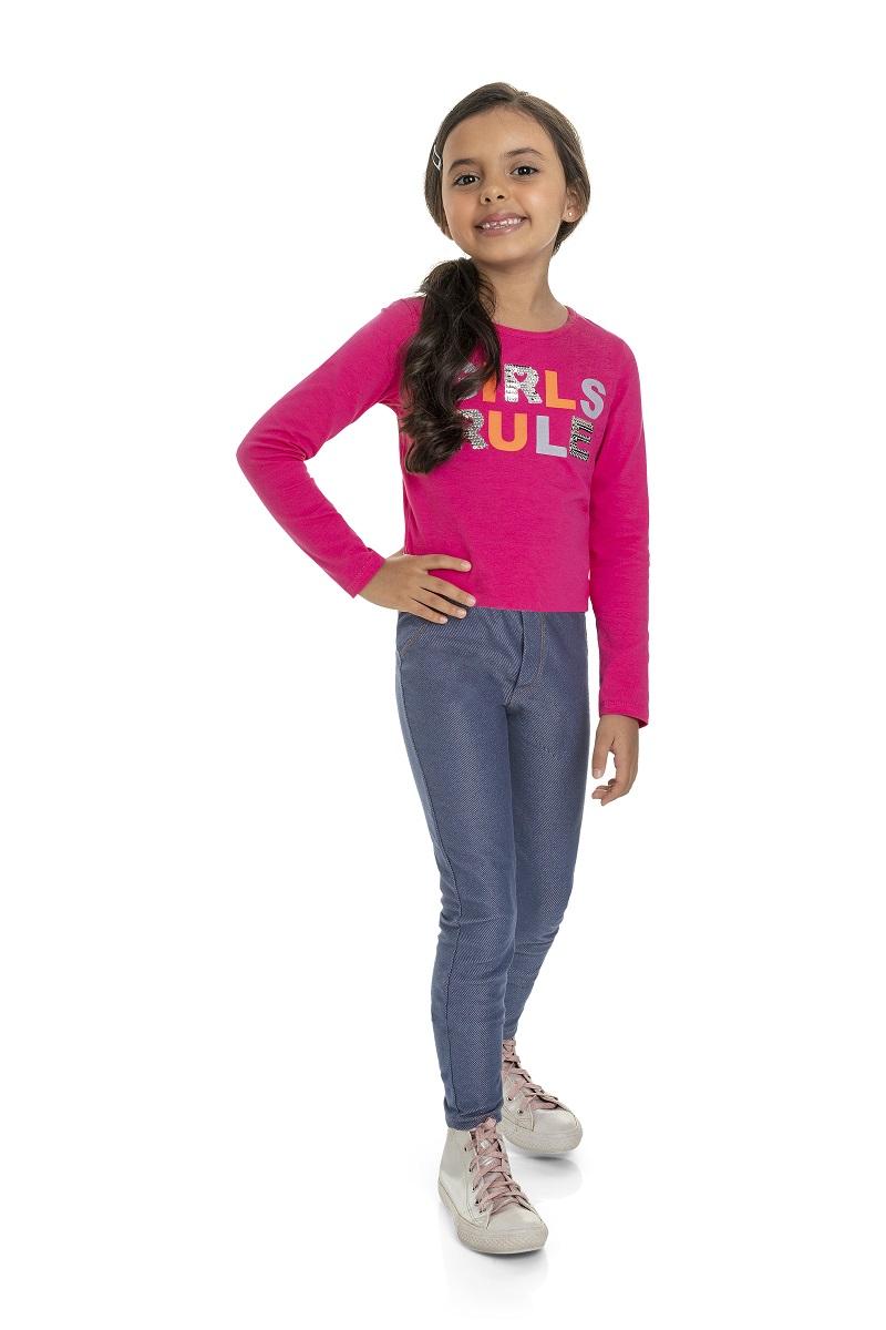 Legging Infantil Feminina - MARLAN 24664