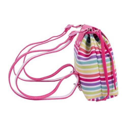 Mochila Listrada Tampa Gliter - 2108 - Princesa Pink