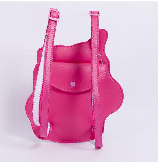 Mochila Unicórnio Face - 2113 - Princesa Pink