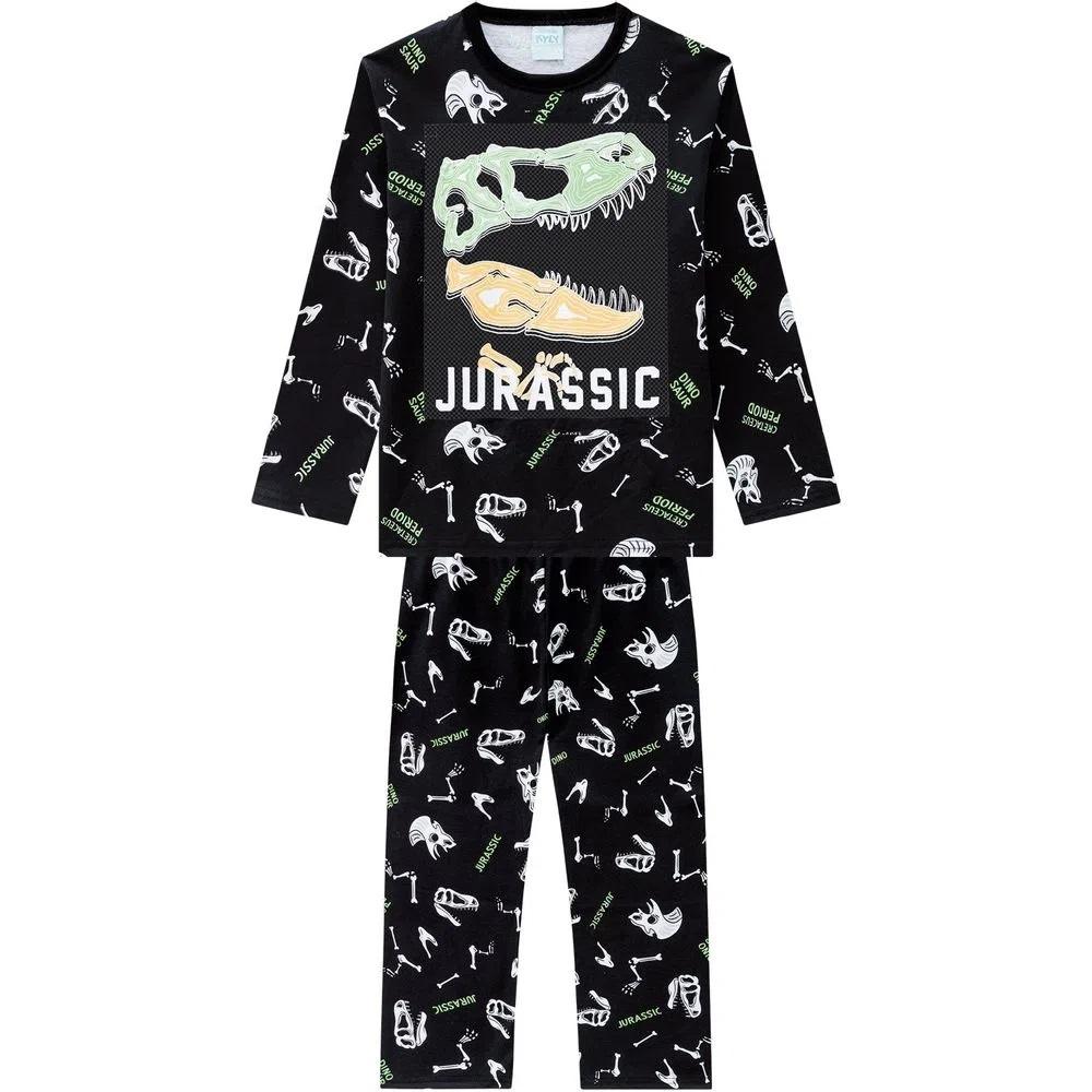 Pijama Infantil Masculino Camiseta E Calça - KYLY 207554
