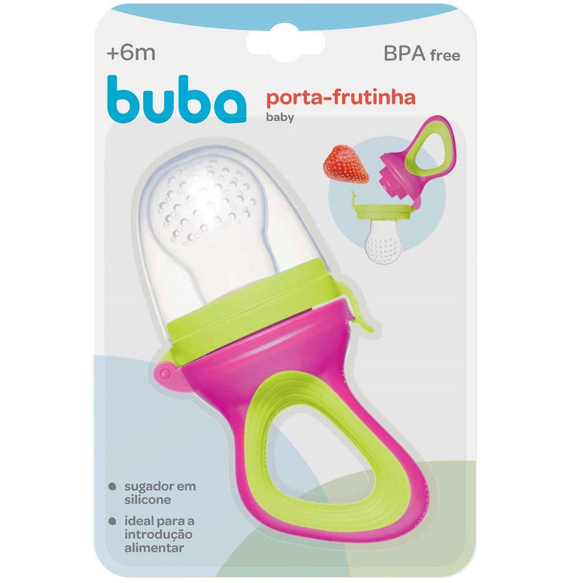 PORTA FRUTINHA BABY - BUBA 09743