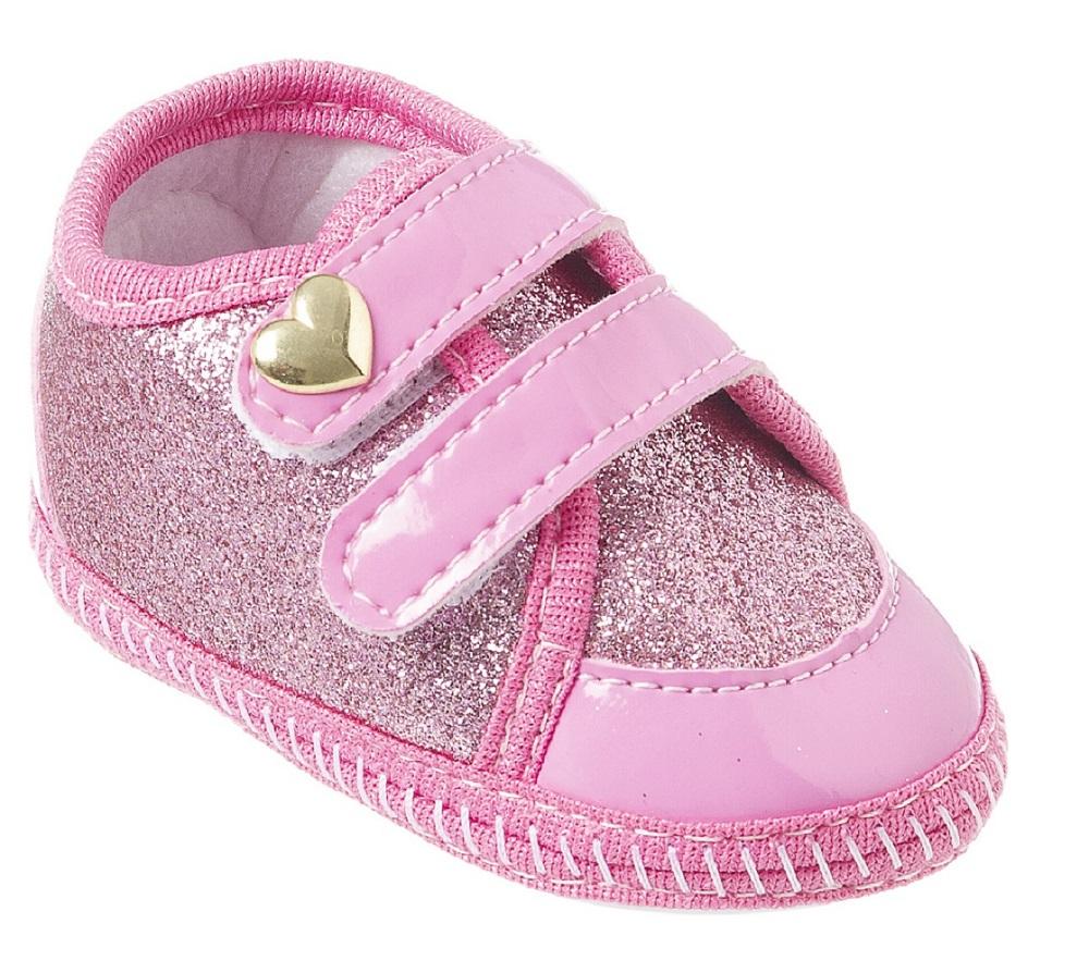 Tênis Feminino Verniz - BABY SHOES 014.008