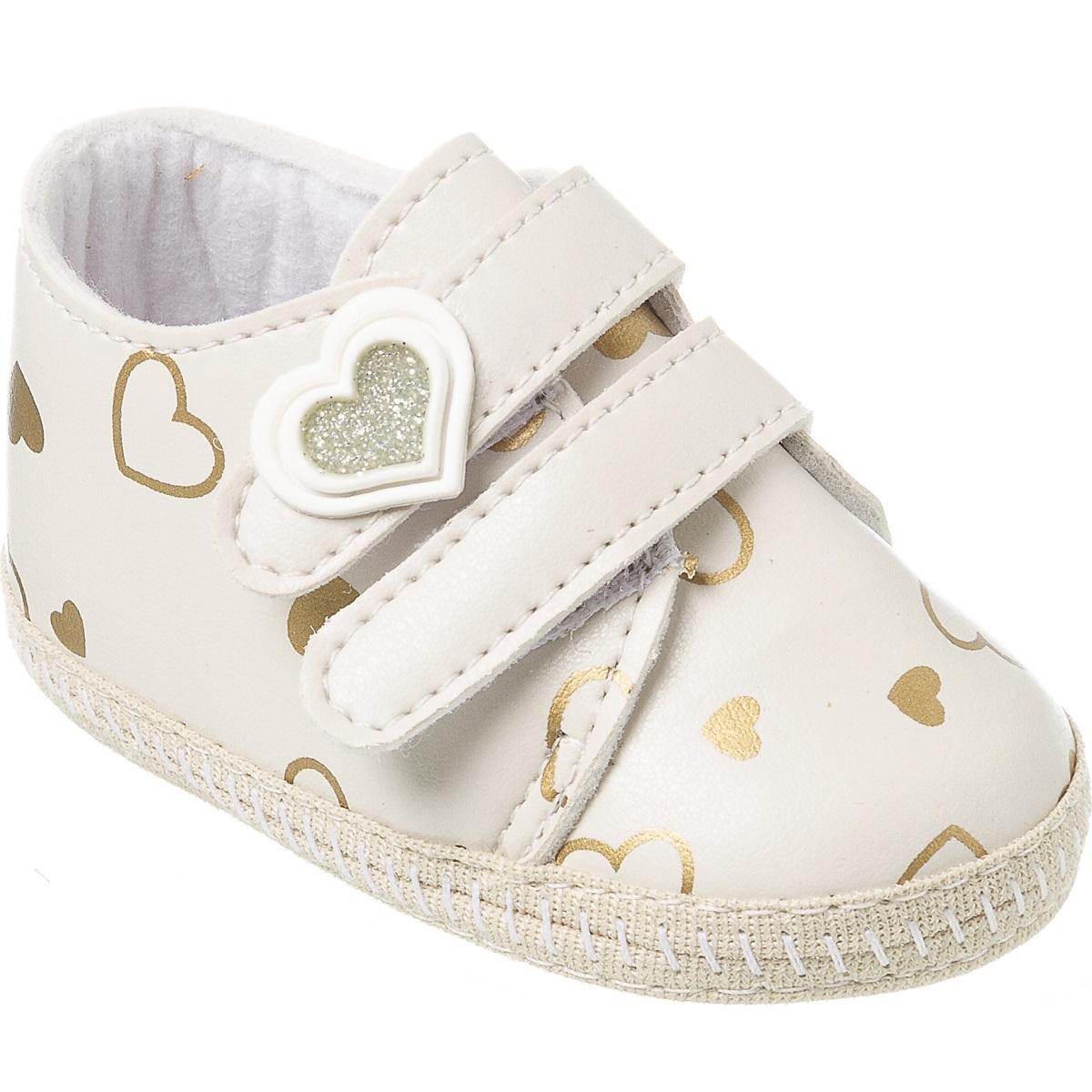 Tênis Feminino Verniz - BABY SHOES 014.012
