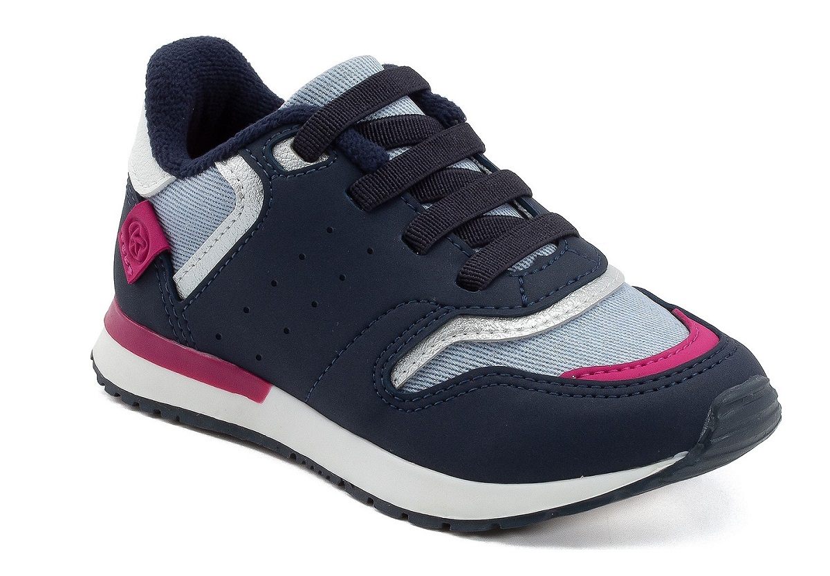 Tênis Walk Infantil Feminino  - KLIN 216.070000