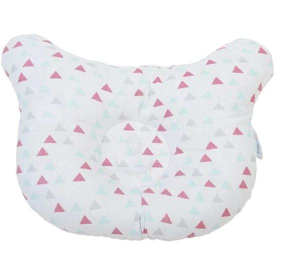 Travesseiro Anatômico Baby Joy Trends Brilha no Escuro Rosa