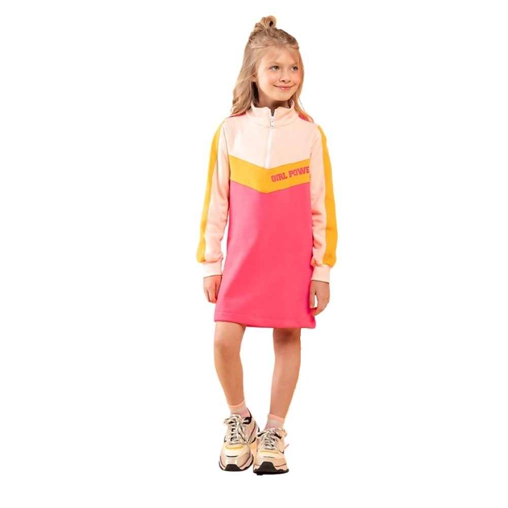Vestido Infantil Feminino Newprene Neon - MARLAN 29399