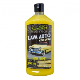 LAVA AUTO COM CERA HIGH SHINE CADILLAC - 500 ML