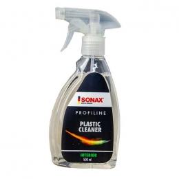 PLASTIC CLEANER SONAX 500G PULVERIZADOR