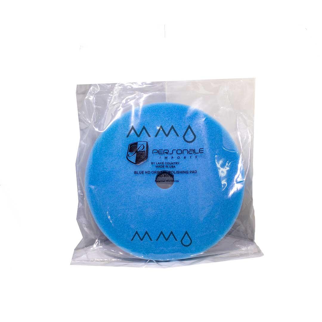 Acessorio Boina de Espuma - Azul - Dupla Densidade - HD Corte