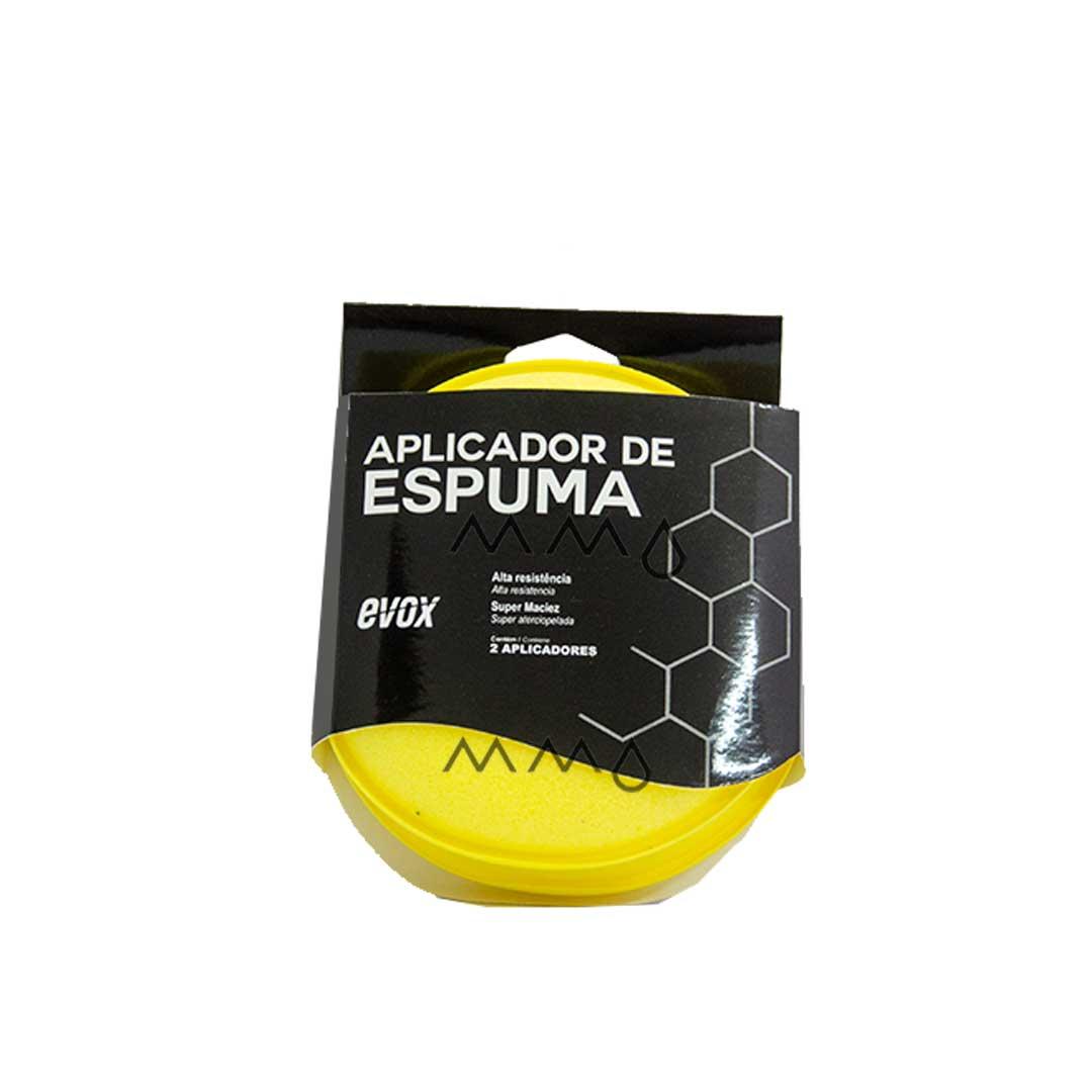 APLICADOR DE ESPUMA 2 UNID - EVOX