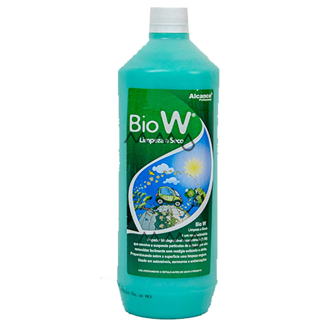 BIO W Limpeza a Seco 1L (Diluicao ate 1:50)