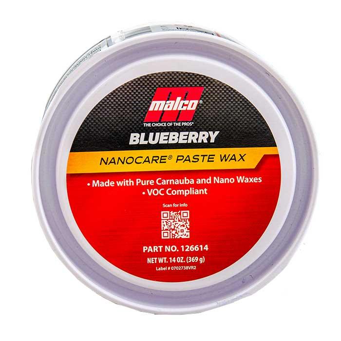 CERA EM PASTA MALCO NANO CARE BLUEBERRY PASTE WAX 369G