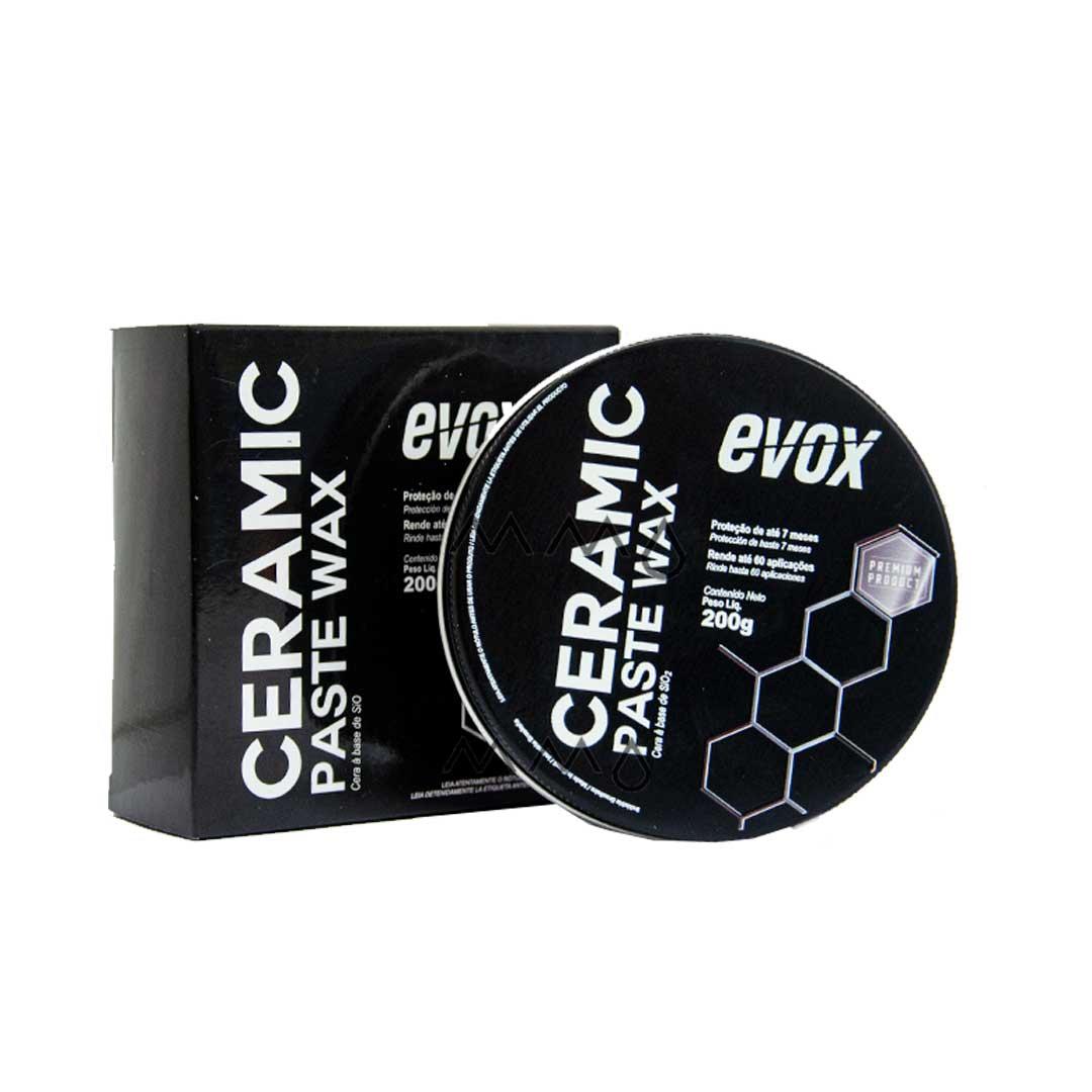 CERAMIC PASTE WAX 200G - EVOX