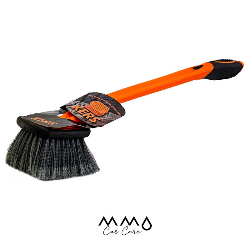 Escova para Limpeza de Rodas Longa - KERS