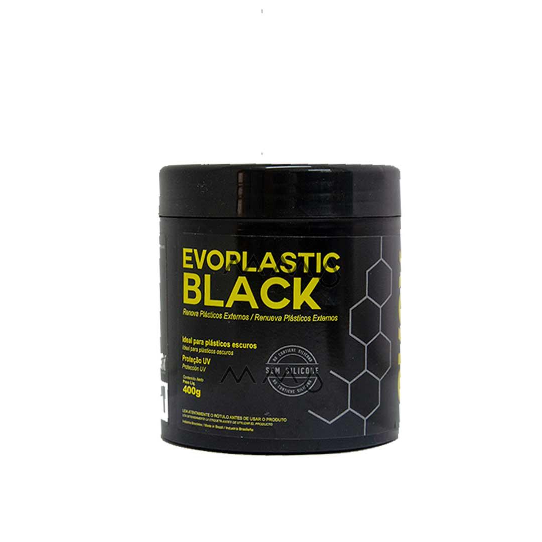 EVOPLASTIC BLACK 400G - EVOX