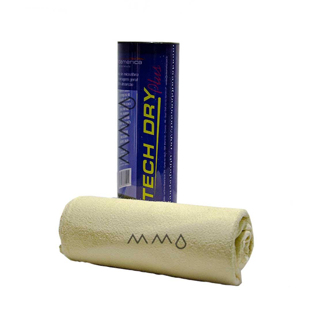 Flanela Tech Dry Plus - Secagem Geral / Emblemas - 70X40cm - AUTOAMERICA
