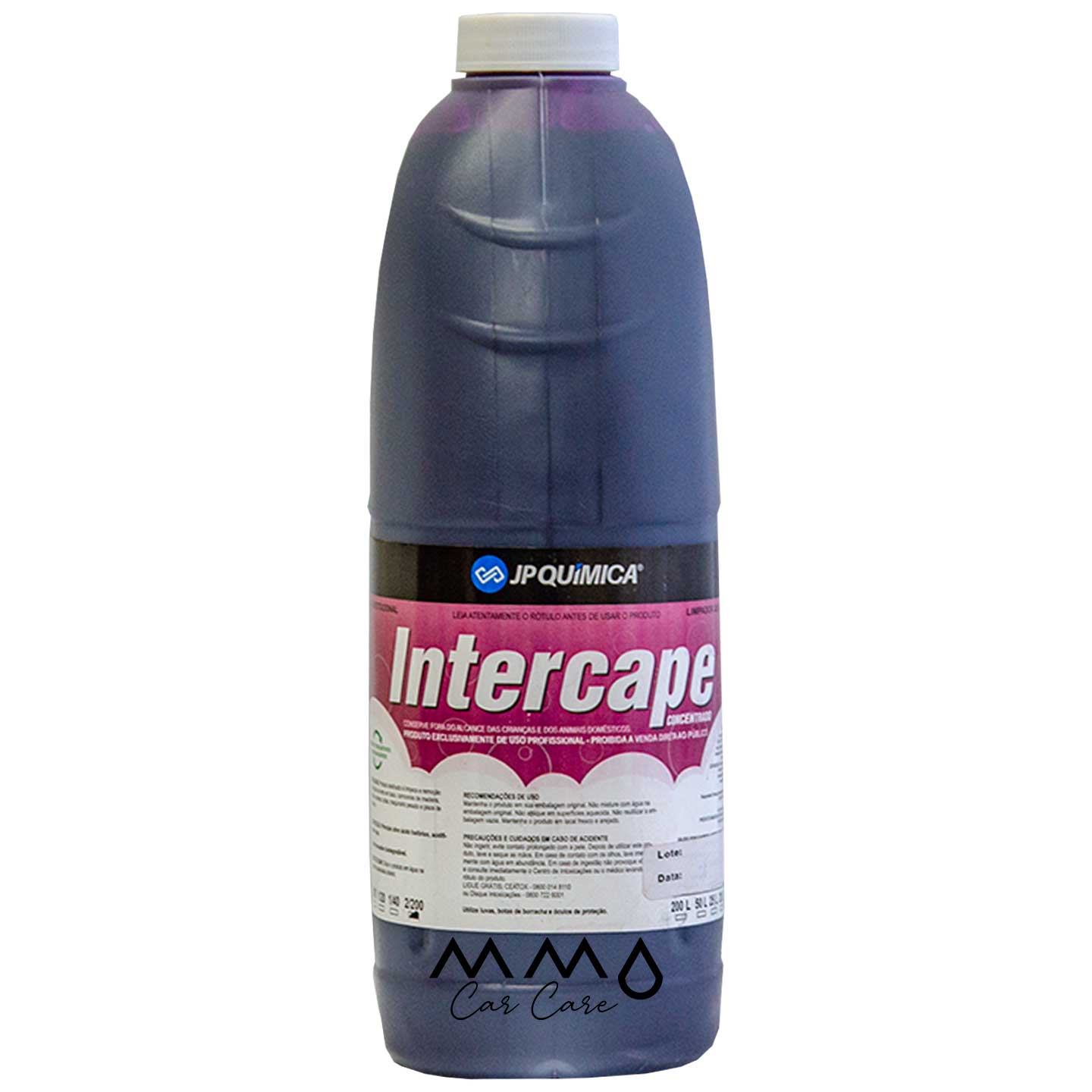 INTERCAPE CONCENTRADO 2/200 - 2 L