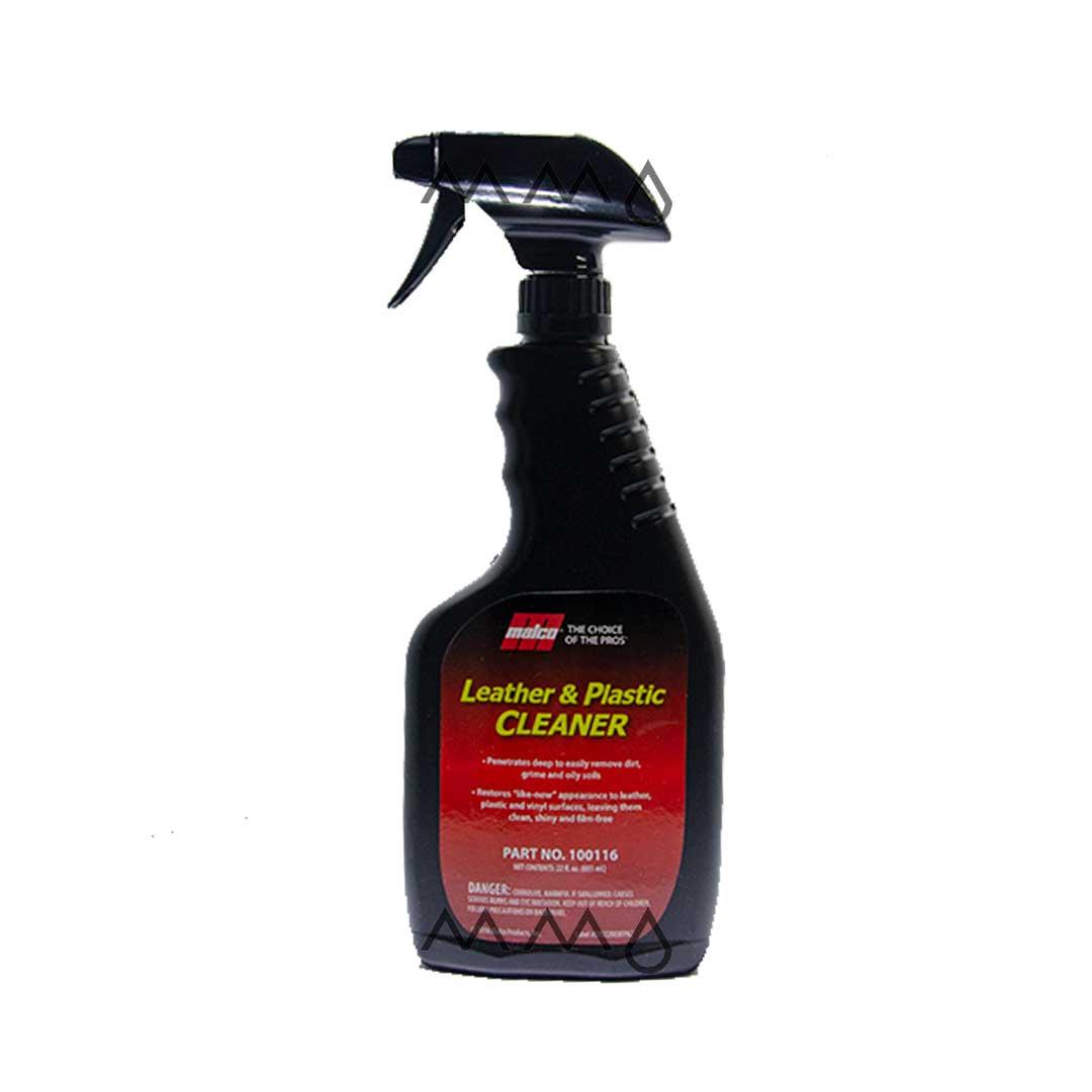 Limpador Malco Leather e Plastic Cleaner 651ml