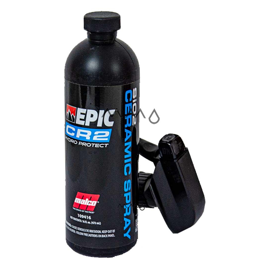 MALCO EPIC CR2 HYDRO PROTECT CERAMIC COATING SPRAY