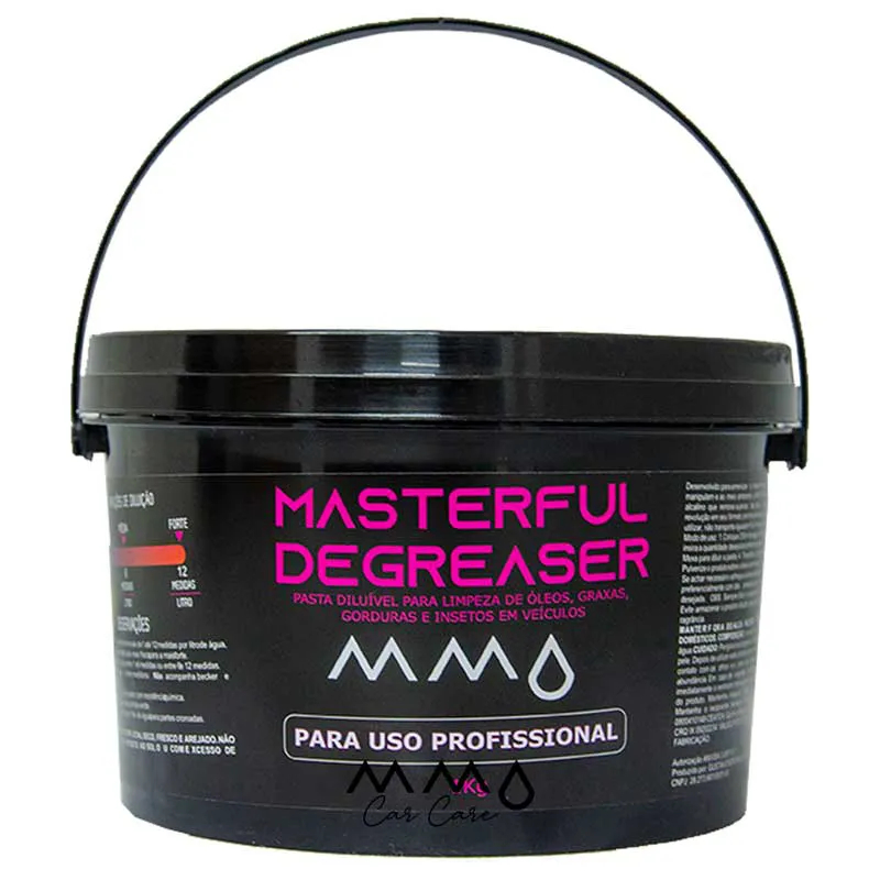 Masterful Degreaser 1kg - MMA