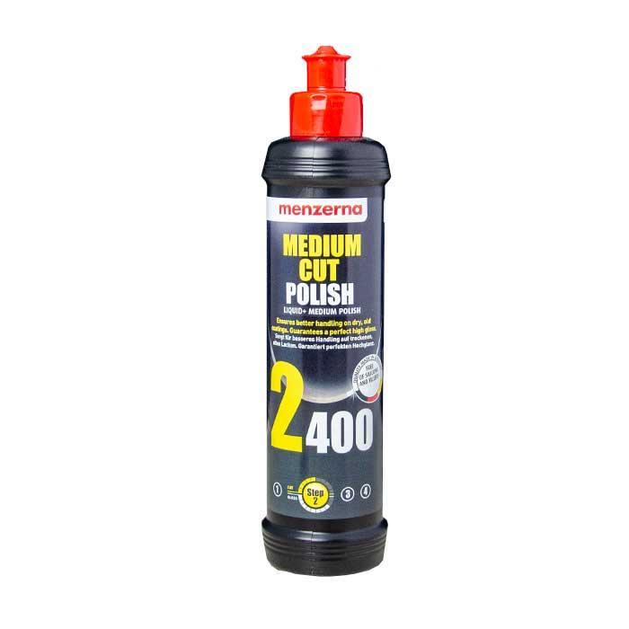 MEDIUM CUT POLISH - PF2400 250ML