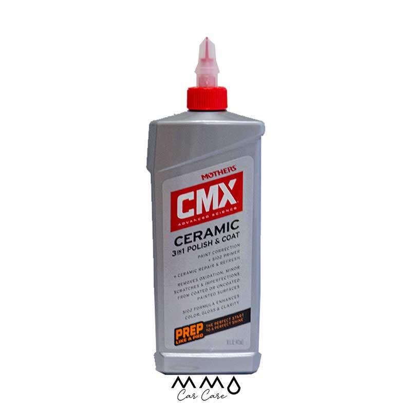 MOTHERS CMX CERAMIC 3IN1 POLISH&COAT