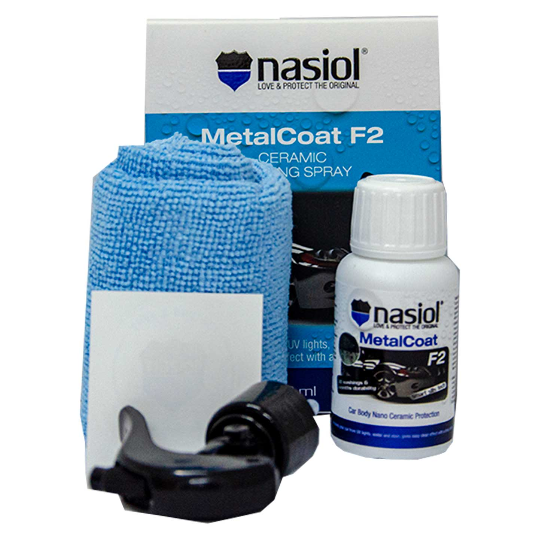 NASIOL METALCOAT F2 - 50ML