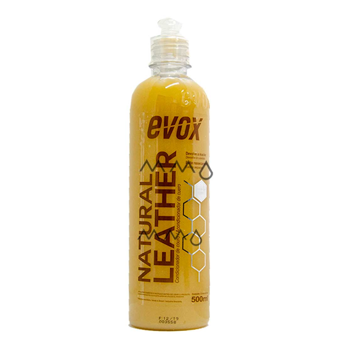 NATURAL LEATHER 500ML - EVOX