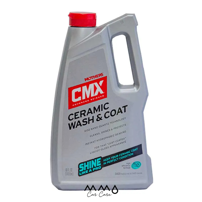 SHAMPOO MOTHERS CMX CERAMIC WASH & COAT
