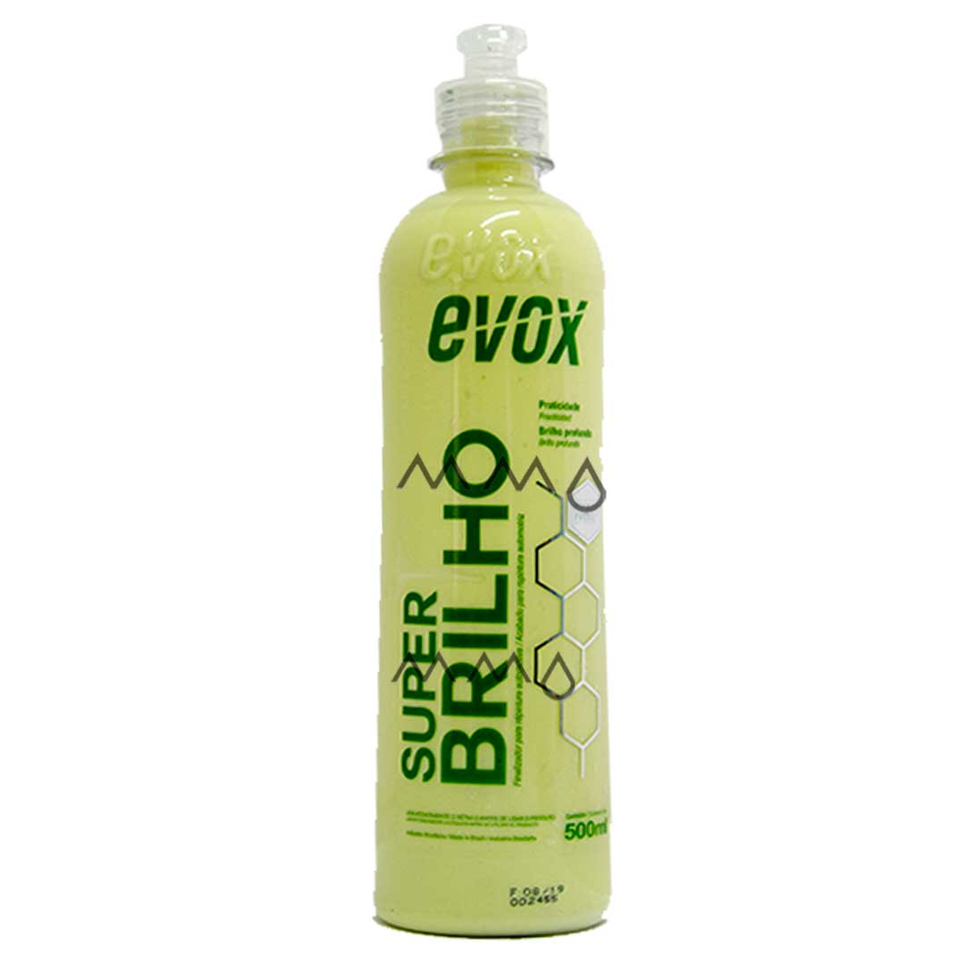 SUPER BRILHO 500ML - EVOX