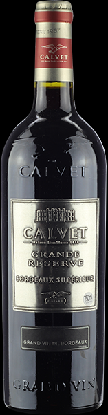 Calvet Bordeaux Superior Metal