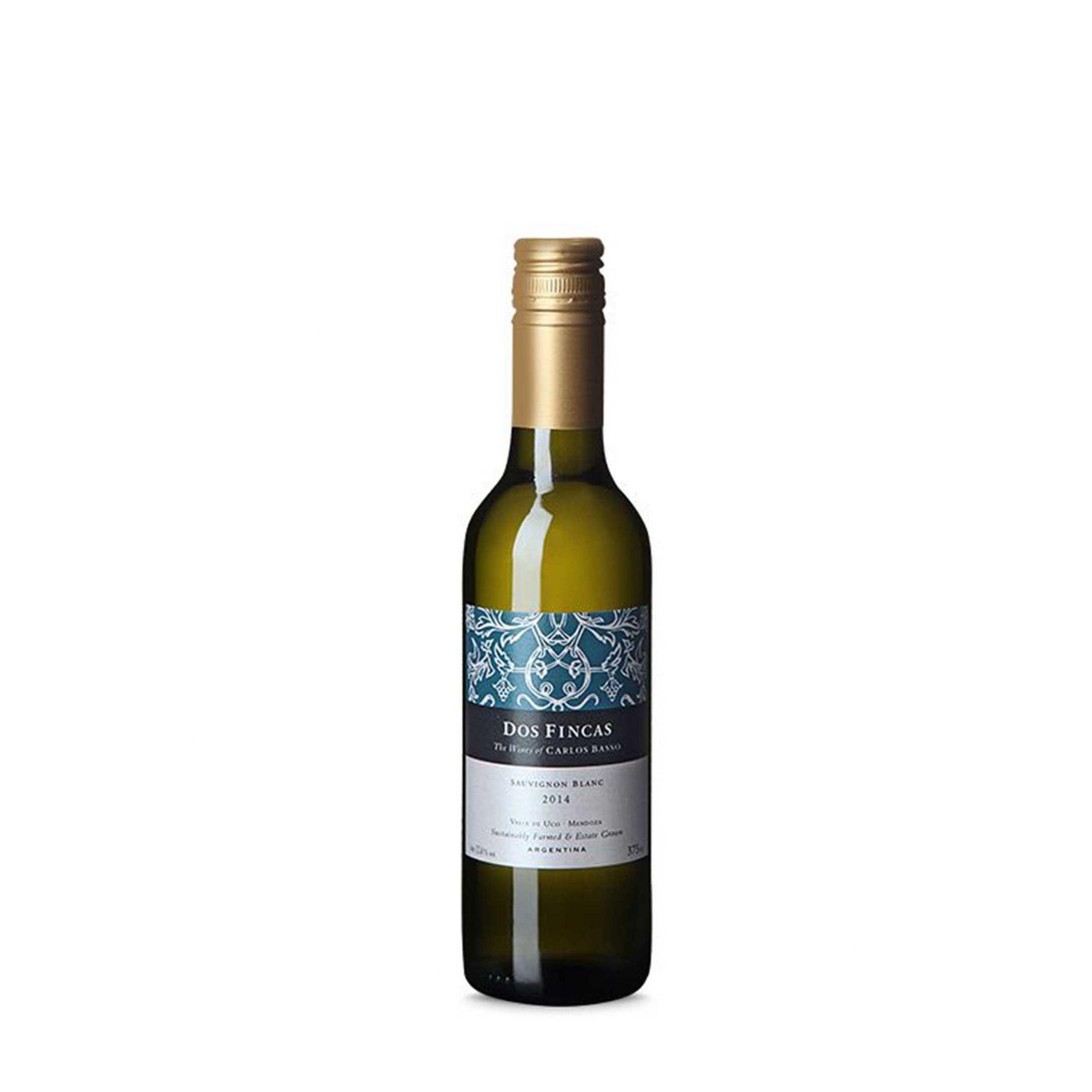 Dos Fincas Sauvignon Blanc 375 ml