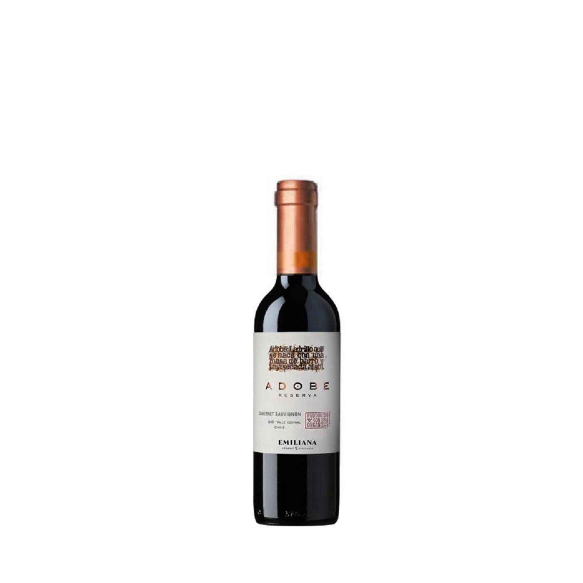 Emiliana Adobe Reserva Cabernet Sauvignon 375 ml