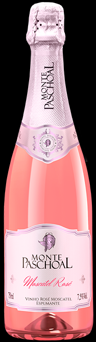 Esp Monte Paschoal Moscatel Rose